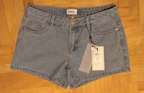 Spodenki Nowe jeansowe spodenki S ONLY
