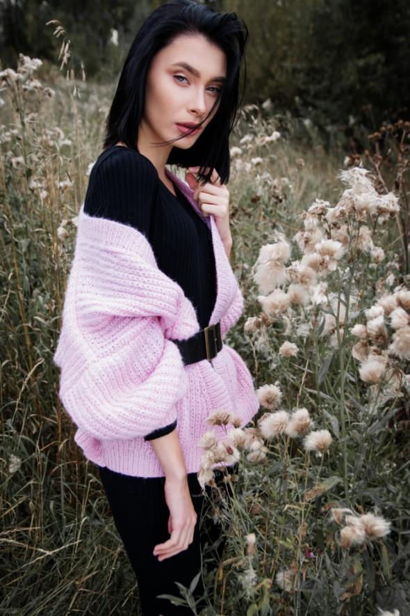 Swetry Oversize Romantyczne