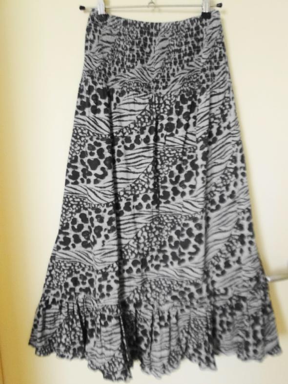 MarksSpencer super spódnica na upały z czystej bawełny 40