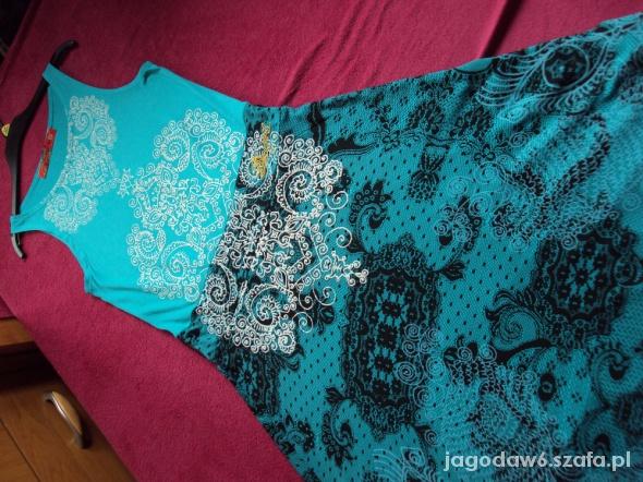 Nowa sukienka Desigual rozm XS...