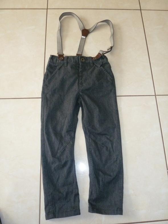 spodnie szelki 92...