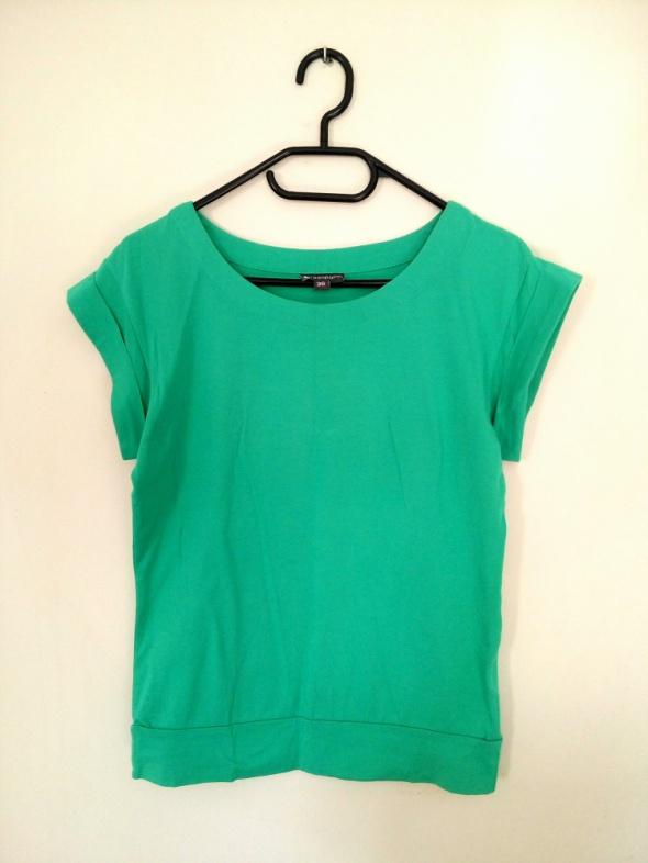 Bluzka letnia zielona rozmiar S Greenpoint