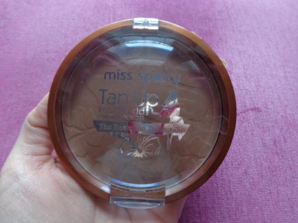 Bronzer Miss Sporty...