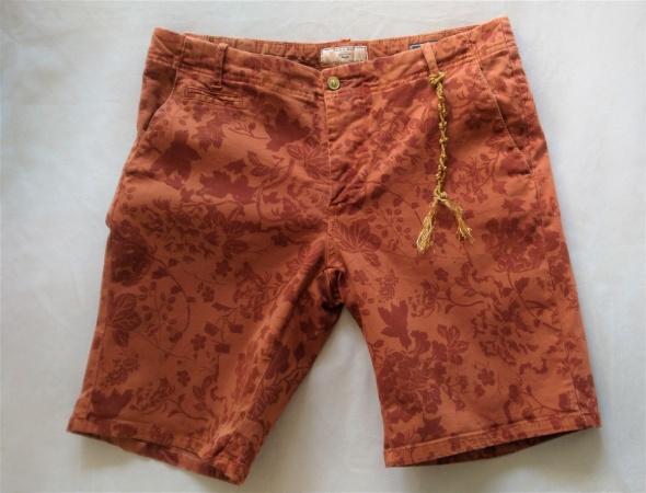 Krótkie spodnie 40 Zara Man