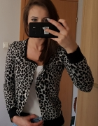 Sweter rozpinany XS S...
