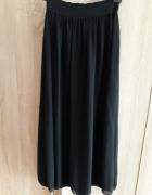 Długa spódnica...