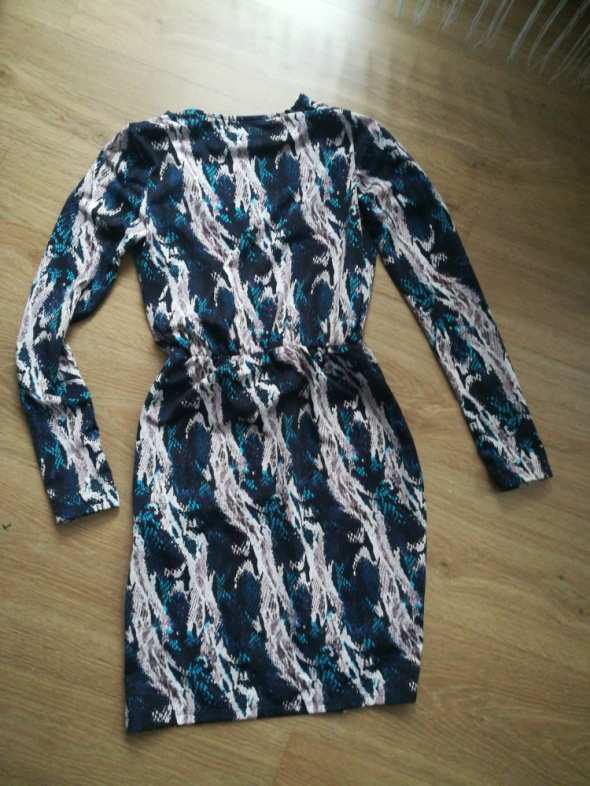 Suknie i sukienki Sukienka asymetryczna stan bdb