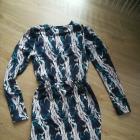 Sukienka asymetryczna stan bdb