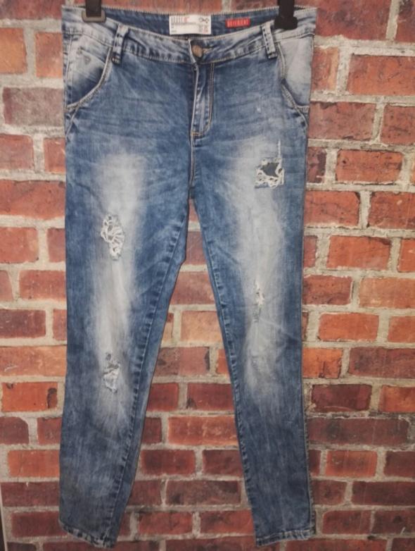 Spodnie jeansowe boyfriend House