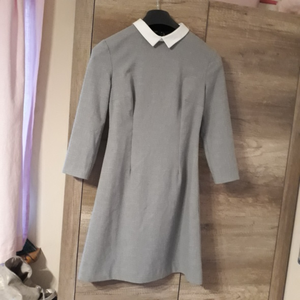 b6ef3a5e6df43e sukienka Mohito 36 pensjonarka jak nowa w Suknie i sukienki - Szafa.pl