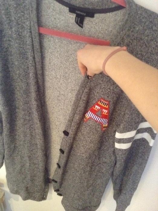 sweterek forever21...