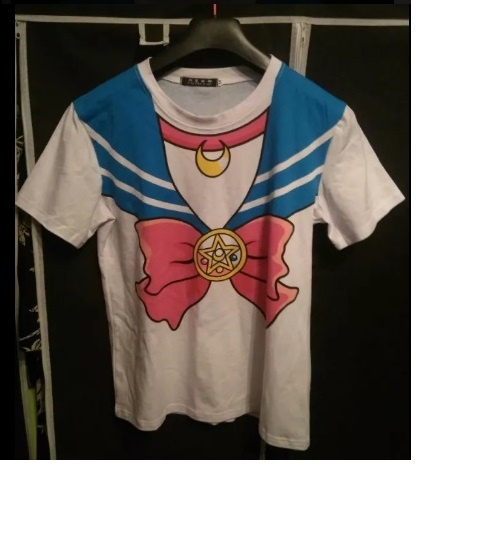 sailor moon bluzka...
