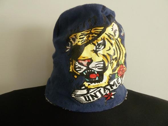 czapki chłopięce 116 122
