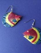 Ryby kolczyki