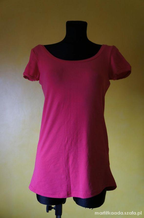 super różowa bluzka butik rozm XL