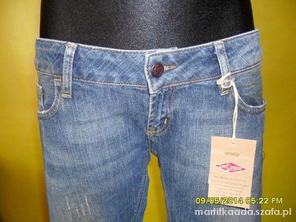 Super jeansy LEE COOPER Josephine W27 L34