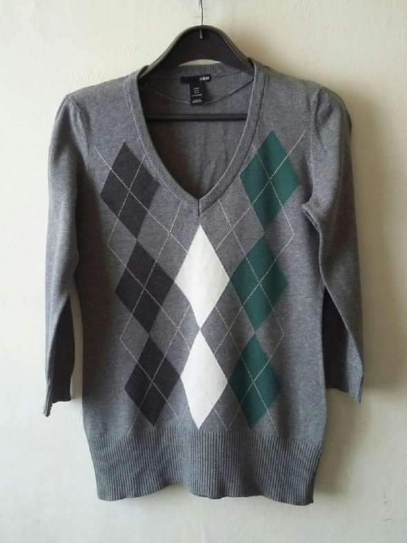 sweter wzor