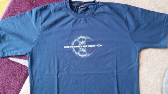 Bawełniana koszulka meska XXL