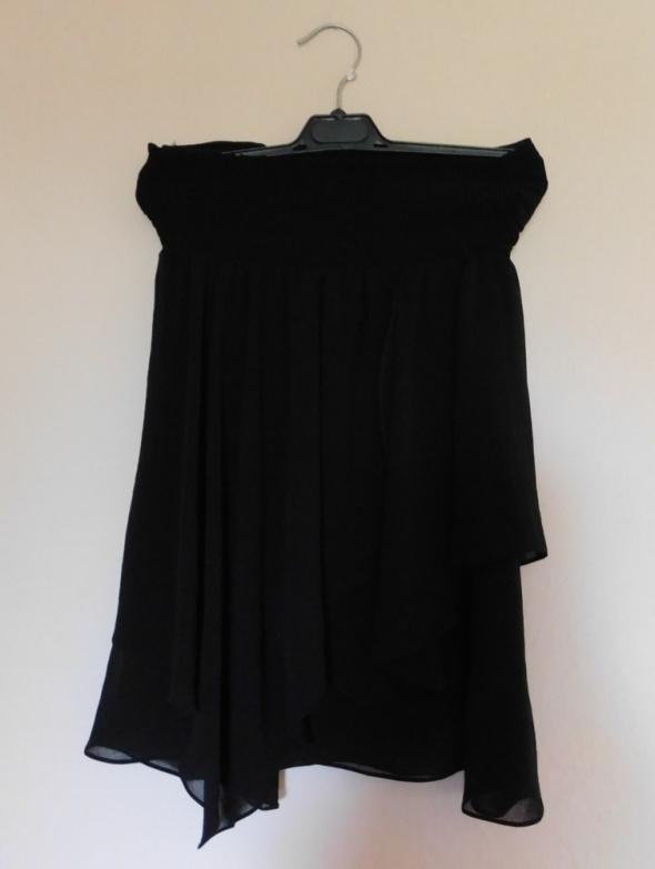Asos sexy mała czarna sukienka mini 34 36...