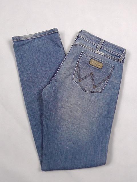 Wrangler SOFIA spodnie damskie W30 L34 pas 84 cm