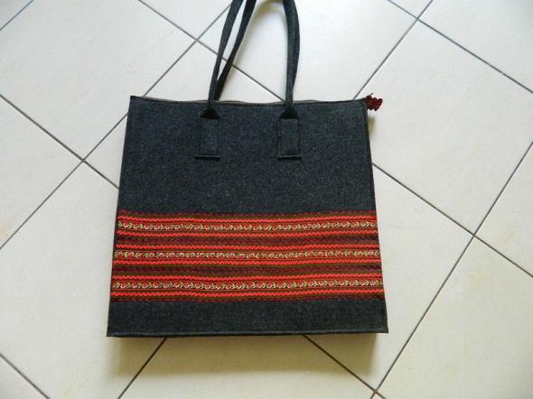 oryginalna filcowa torba