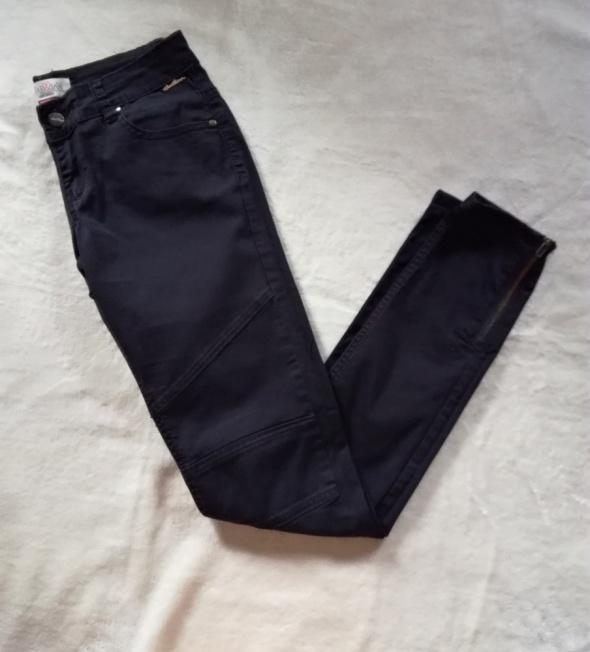 Spodnie z zamkami Cropp 36 S