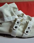 nowe sandały ażurkowe ROZMIAR 40 41...