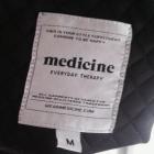 WIETRZENIE SZAFY pikowana bluza Medicine M NOWA