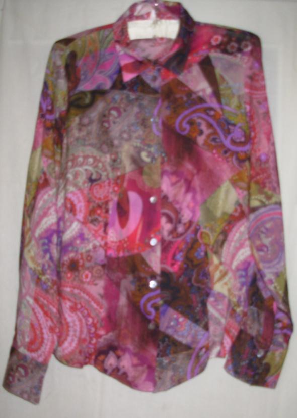 Bluzka koszulowa BASLER 40