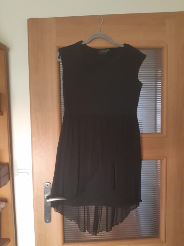 sukienka z falbanka 38...