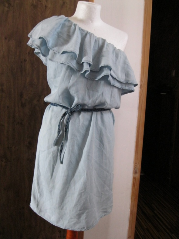 nowa sukienka hiszpanka NEW LOOK 36 jeans