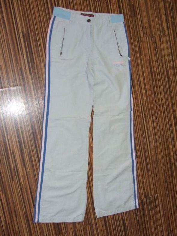 spodnie dresowe Aquamarine rozmiar S