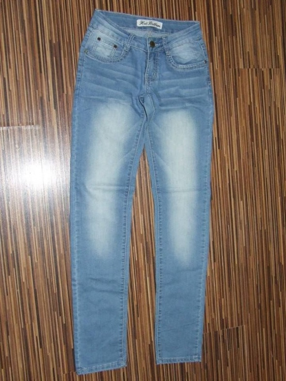spodnie jeans Hot Bottom rozmiar S