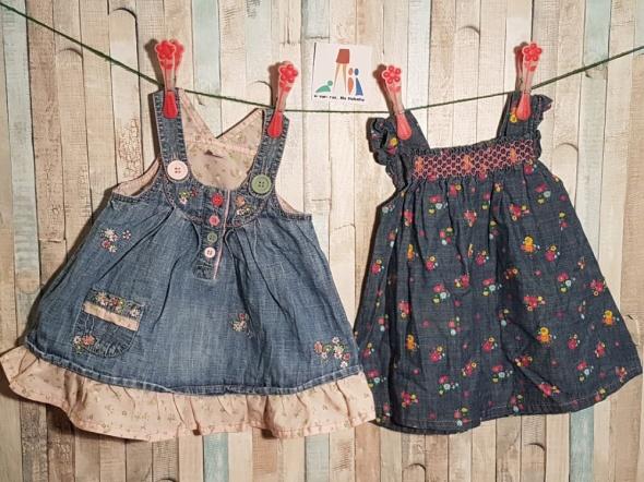 Sukienki Jeansowe Next
