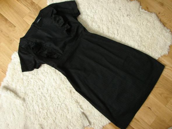Suknie i sukienki Czarna sukienka Vila mała czarna