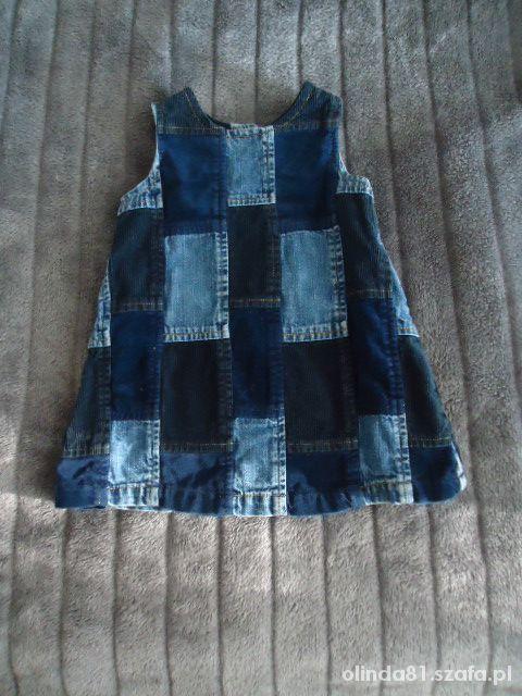 NEXT sukienka dla dziewczynki