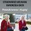 Poszukiwana Kupię Ramoneska czerwona burgundowa Stradivarius wełniana