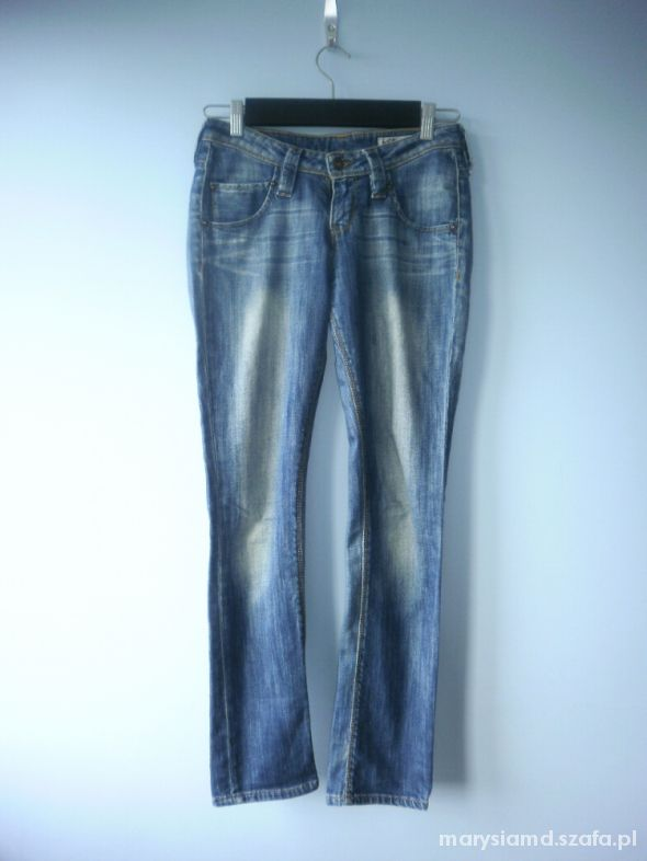 Lee jeansy rurki jak nowe 27 32...