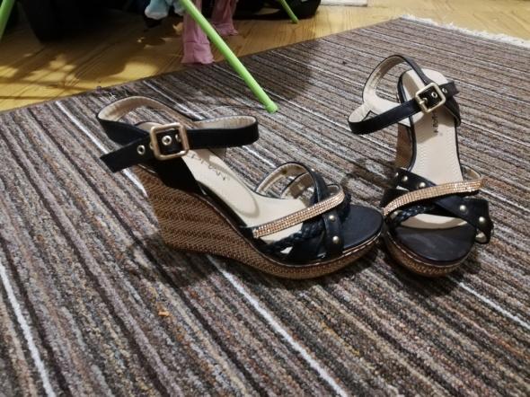 Nowe sandałki...