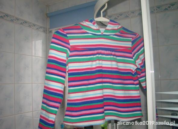 Bluza polarowa Girl2Girl 4 5 Latka 104cm