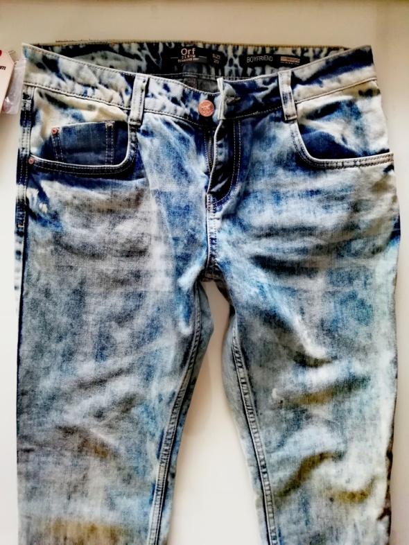 Nowe jeansy