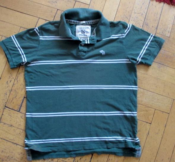 Abercrombie And Fitch koszulka polo bluzka