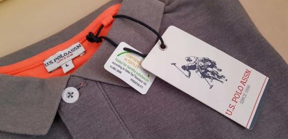 Koszulka U s Polo Assn nowa oryginalnie zapakowana L