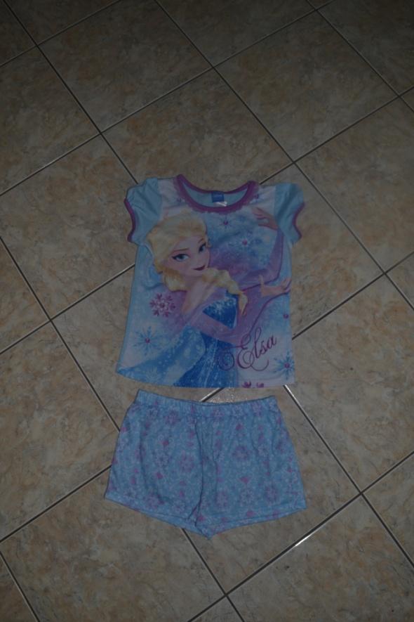 Piżamka Elsa Disney 7 8 9 lat 128cm 134cm