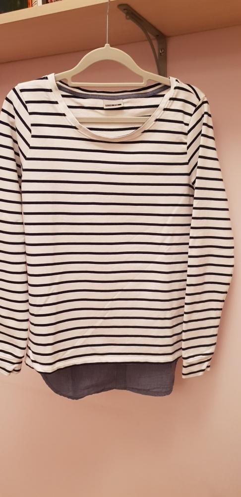 Marynarska bluzka