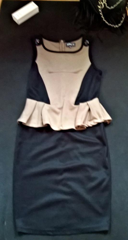 Spódnice sukienka z baskinką XS S