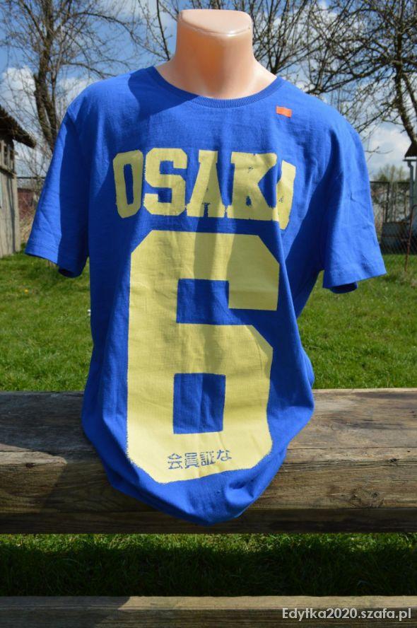 T Shirt męski OSAKA 6 rozmiar XXL