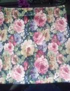 spódniczka mini kwiaty river island S M...