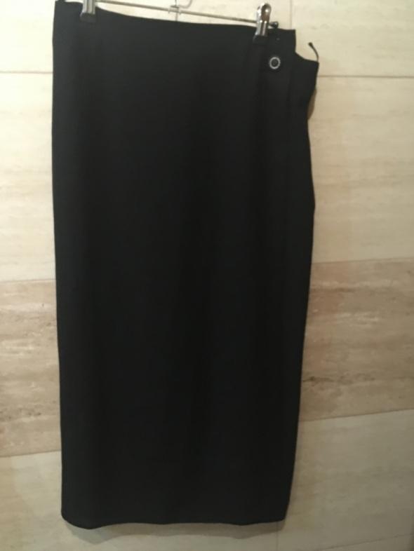 tiulowa spódnica 40 L czarna