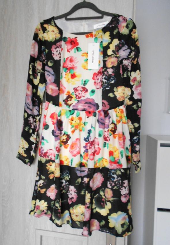Style London nowa sukienka floral kwiaty asos